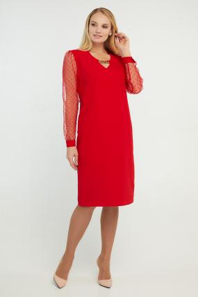 Сукня Міранда червоне 3188