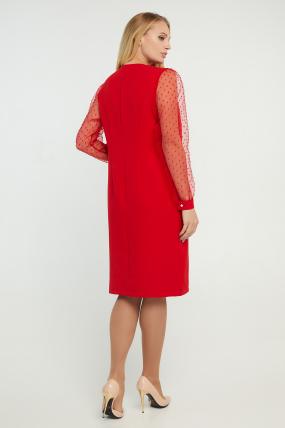 Сукня Міранда червоне 3189
