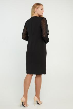 Платье Миранда черное 3192