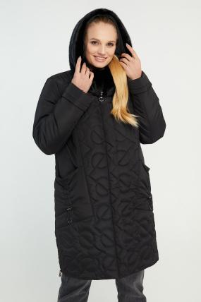 Куртка В 321 чорна