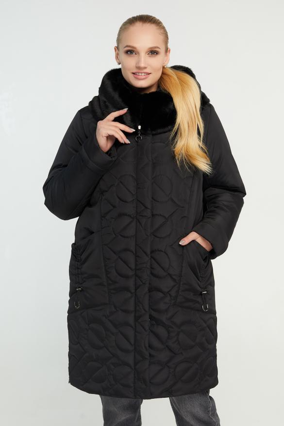 Куртка В 321 черная
