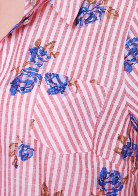 Рубашка Розочка 32