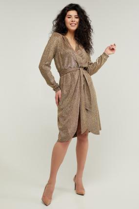 Сукня Асті золота 3211