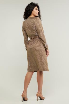 Сукня Асті золота 3212