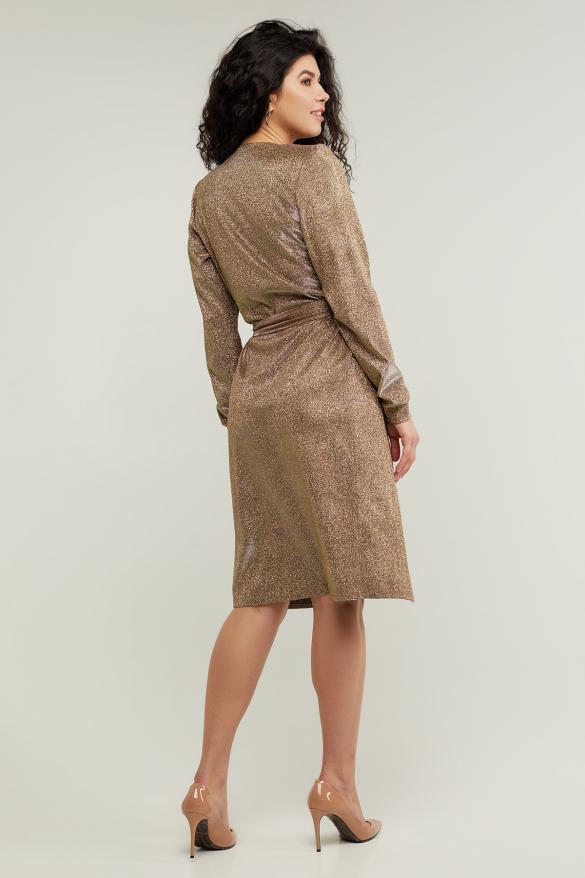 Сукня Асті золота