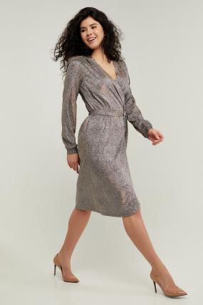 Сукня Асті срібляста
