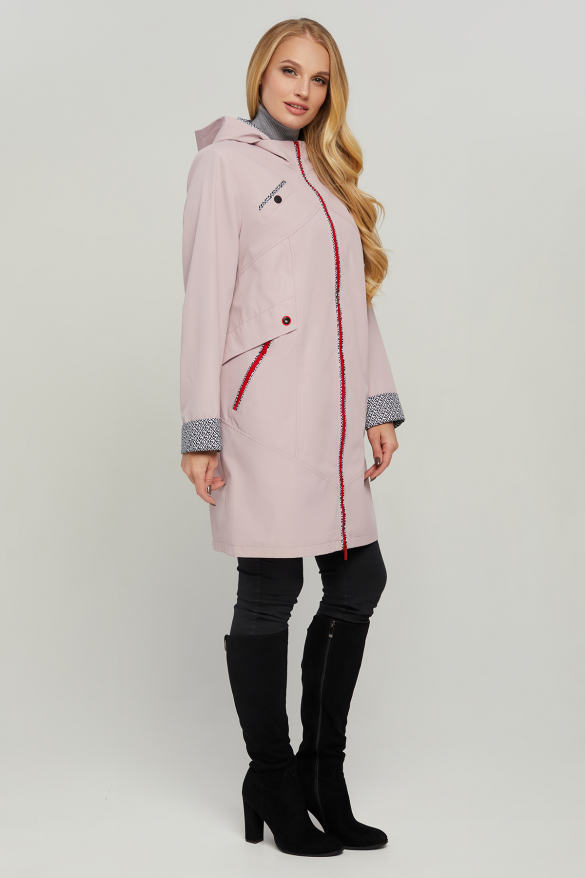 Куртка пудра В 714