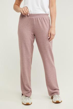 Трикотажные спортивные брюки Туя пурпурные