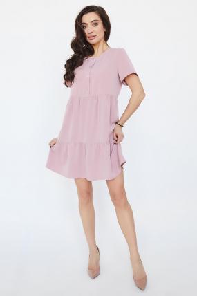Платье Ремита розовое 3301