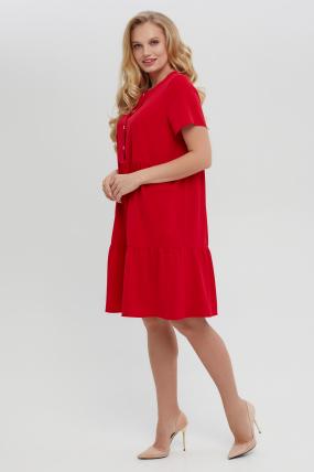 Платье Ремита красное 3304