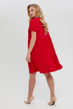 Платье Ремита красное 3306