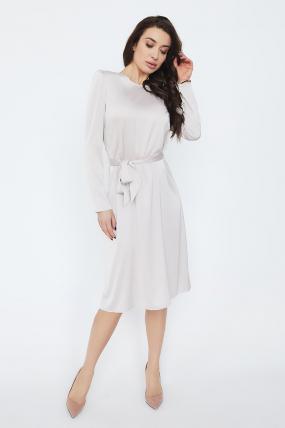 Платье Бьянко молоко 3336