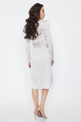 Платье Бьянко молоко 3337