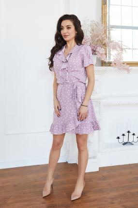 Платье Монако розовое 3347
