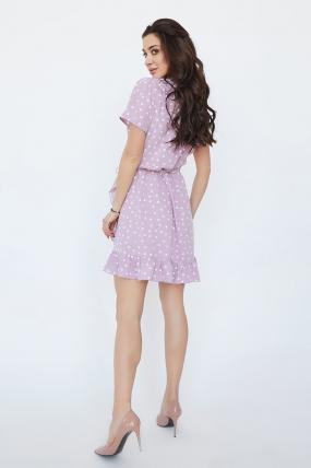 Платье Монако розовое 3348