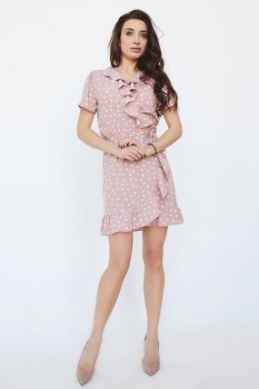 Платье Монако бежевое 3349