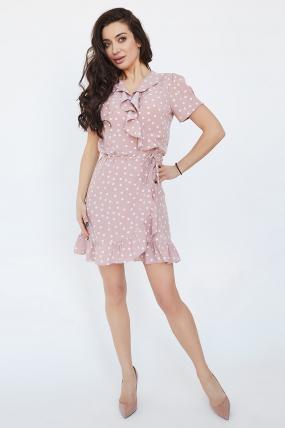 Платье Монако бежевое 3350
