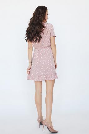 Платье Монако бежевое 3351
