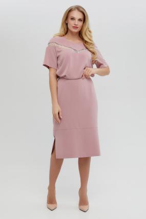 Костюм Домино розовый