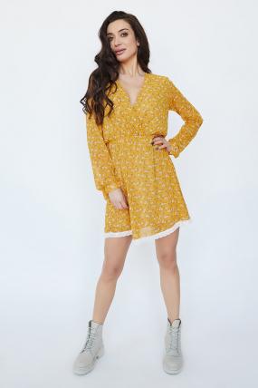 Сукня Фієста жовте 3365