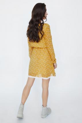 Сукня Фієста жовте 3366