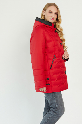 Куртка В 128 красная 3378