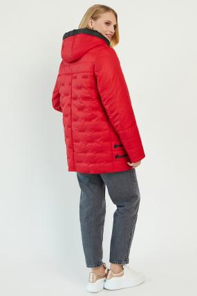 Куртка В 128 красная 3379