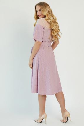 Платье Флорида розовое 3413