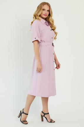 Платье Бизе розовое 3442
