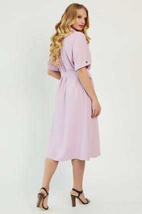 Платье Бизе розовое 3443