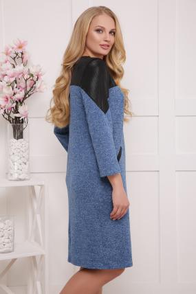 Сукня Азіза блакитний 354