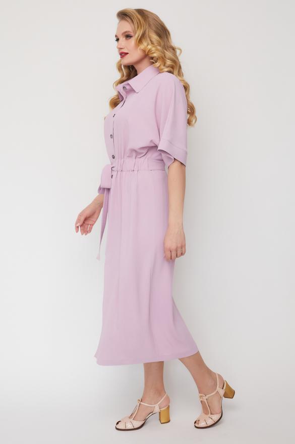Сарафан Кимо розовый