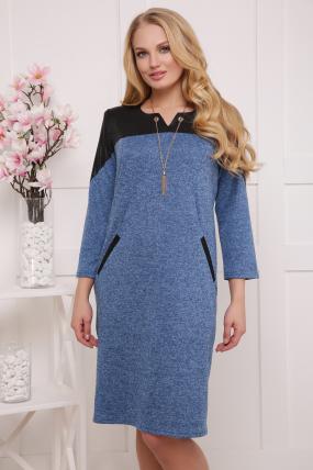 Сукня Азіза блакитний 355