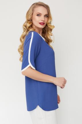 Блуза Рейма синя 3585