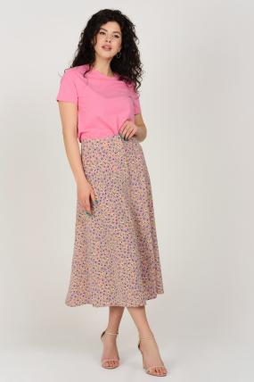 Спідниця Лузана рожева 3640