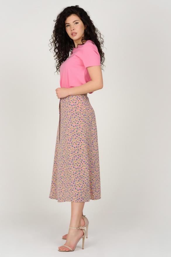 Спідниця Лузана рожева