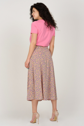 Спідниця Лузана рожева 3642