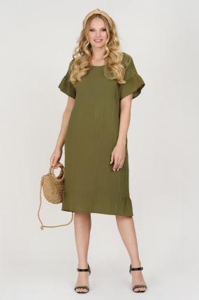 Платье Матера хаки