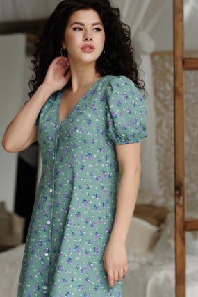 Сукня Кокос оливкова