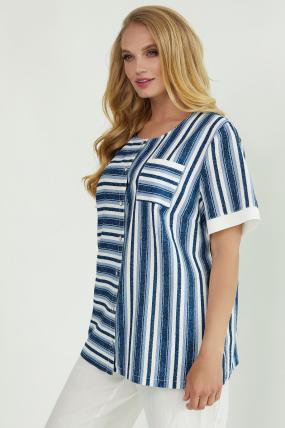 Рубашка Канат белая 3774