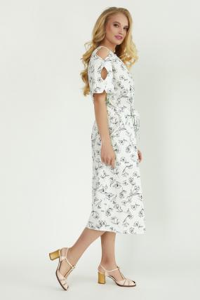 Сукня Теона біла 3787