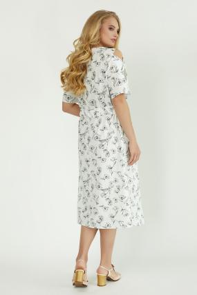 Сукня Теона біла 3788
