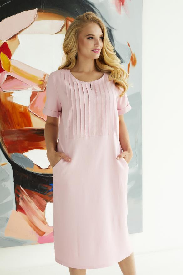 Сукня Мерс рожева