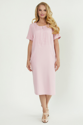Сукня Мерс рожева 3830