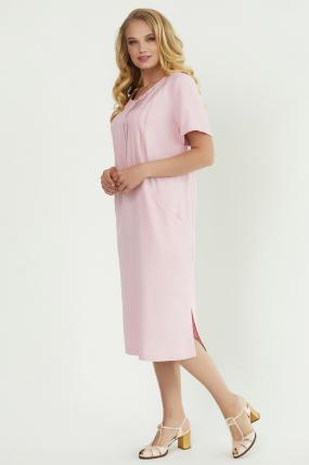 Сукня Мерс рожева 3831