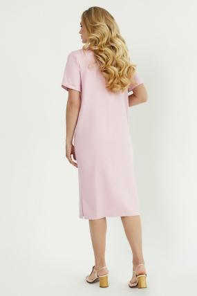 Сукня Мерс рожева 3832