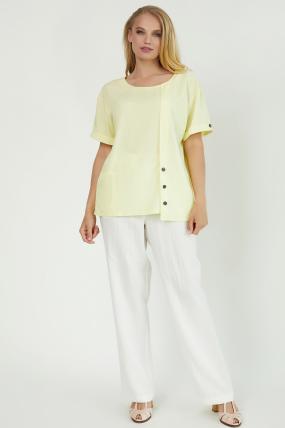 Блуза Верба жовта 3833