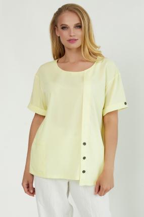 Блуза Верба желтая
