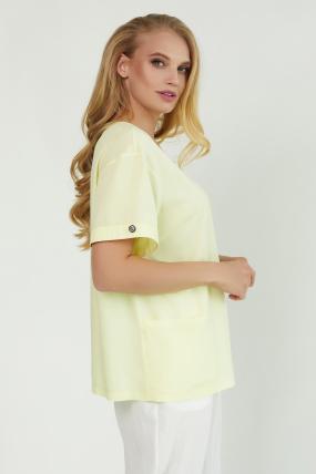 Блуза Верба жовта 3835