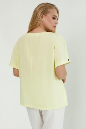 Блуза Верба жовта 3836